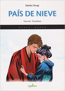 PAIS DE NIEVE (MANGA)