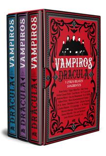 VAMPIROS: DRACULA Y OTROS RELATOS SANGRIENTOS (3...