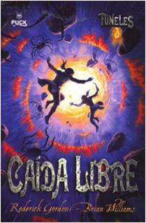 TUNELES 3: CAIDA LIBRE (PASTA SUAVE)