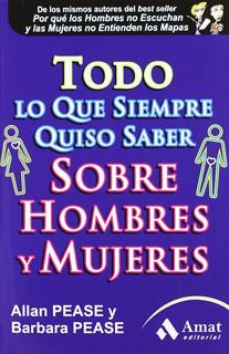 TODO LO QUE SIEMPRE QUISO SABER SOBRE HOMBRES Y...