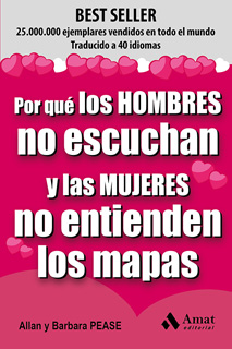 POR QUE LOS HOMBRES NO ESCUCHAN Y LAS MUJERES NO...