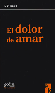 EL DOLOR DE AMAR