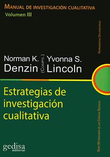 MANUAL DE INVESTIGACION CUALITATIVA VOL. 3: LAS...