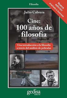 CINE: 100 AÑOS DE FILOSOFIA