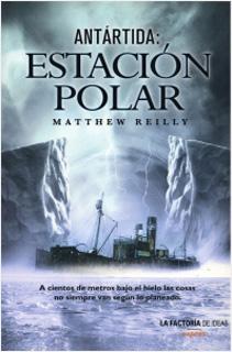 ANTARTIDA: ESTACION POLAR (BOLSILLO)