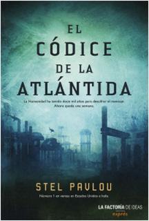 EL CODICE DE LA ATLANTIDA (BOLSILLO)