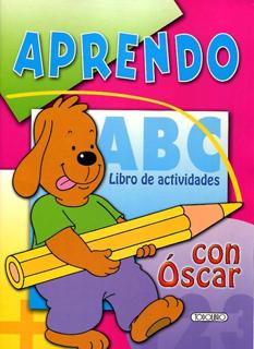 APRENDO CON OSCAR (3 TITULOS DIFERENTES)