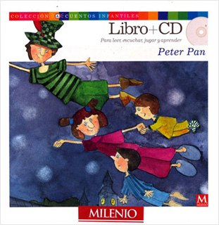 PETER PAN (LIBRO + CD)