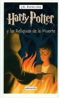 HARRY POTTER 7 Y LAS RELIQUIAS DE LA MUERTE (PASTA DURA)