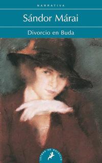 DIVORCIO EN BUDA (BOLSILLO)