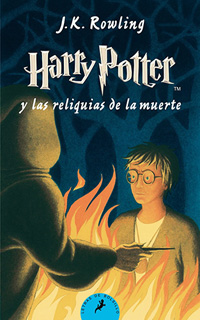 HARRY POTTER 7 Y LAS RELIQUIAS DE LA MUERTE