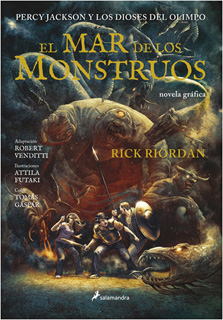 PERCY JACKSON VOL. 2: EL MAR DE LOS MONSTRUOS...