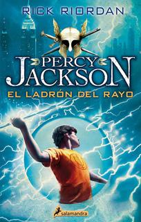 PERCY JACKSON VOL. 1: EL LADRON DEL RAYO