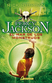 PERCY JACKSON VOL. 2: EL MAR DE LOS MONSTRUOS
