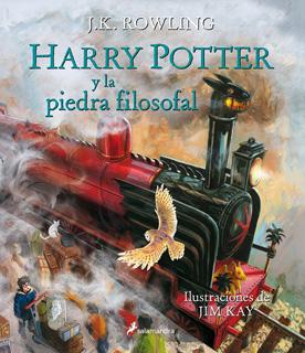 HARRY POTTER 1 Y LA PIEDRA FILOSOFAL (EDICION ILUSTRADA)