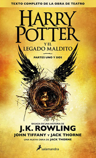 HARRY POTTER 8 Y EL LEGADO MALDITO: PARTES UNO Y...