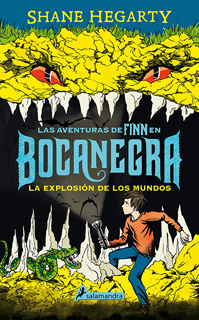 LAS AVENTURAS DE FINN EN BOCANEGRA: LA EXPLOSION...