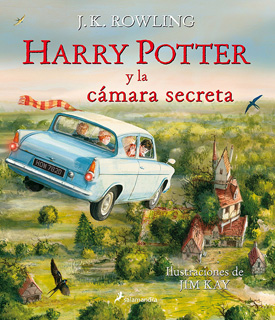 HARRY POTTER 2 Y LA CAMARA SECRETA (EDICION...