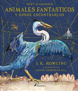 ANIMALES FANTASTICOS Y DONDE ENCONTRARLOS....