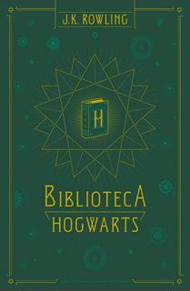 BIBLIOTECA DE HOGWARTS (3 VOLUMENES)