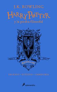 HARRY POTTER 1 Y LA PIEDRA FILOSOFAL. RAVENCLAW (EDICION 20 ANIVERSARIO)