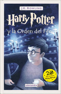 HARRY POTTER 5 Y LA ORDEN DEL FENIX (PASTA DURA)