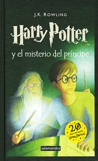 HARRY POTTER 6 Y EL MISTERIO DEL PRINCIPE (PASTA...