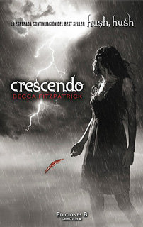 CRESCENDO (HUSH HUSH VOL. 2)