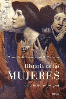 HISTORIA DE LAS MUJERES, UNA HISTORIA PROPIA