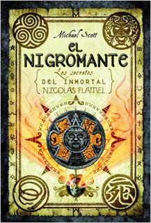EL NIGROMANTE (LOS SECRETOS DEL INMORTAL NICOLAS...
