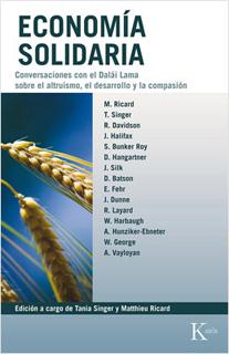 ECONOMIA SOLIDARIA: CONVERSACIONES CON EL DALAI...
