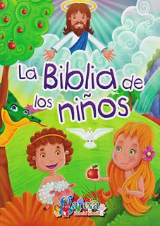 LA BIBLIA DE LOS NIÑOS (INFANTIL)