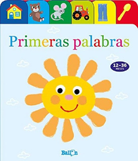 PRIMERAS PALABRAS (PATITOS)