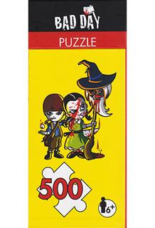 BAD DAY PUZZLE (ROMPECABEZAS CON 500 PIEZAS)
