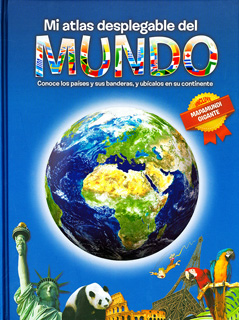 MI ATLAS DESPLEGABLE DEL MUNDO