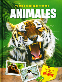 MI ATLAS DESPLEGABLE DE LOS ANIMALES