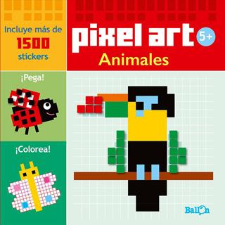 ANIMALES (PIXEL ART)