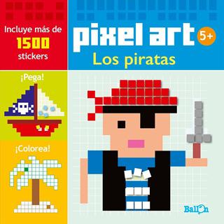 LOS PIRATAS (PIXEL ART)