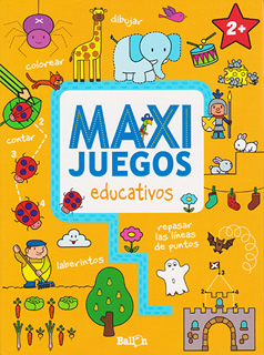 MAXI JUEGOS: EDUCATIVOS