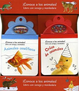 ANIMALES ACUATICOS - CRIAS DE ANIMALES (PACK)