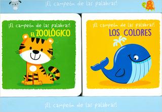 CAMPEON DE LAS PALABRAS: ZOOLOGICO - LOS COLORES