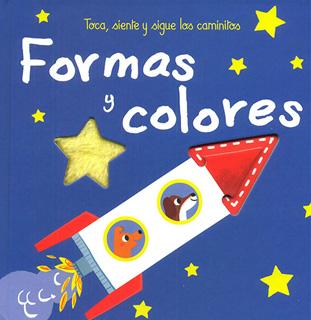 TOCA, SIENTE Y SIGUE LOS CAMINITOS: FORMAS Y...