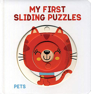 MY FIRST SLIDING PUZZLES: PETS