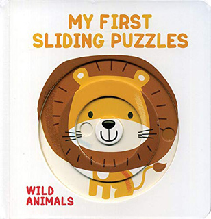MY FIRST SLIDING PUZZLES: WILD ANIMALS