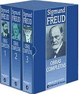 SIGMUND FREUD: OBRAS COMPLETAS (ESTUCHE CON 3...