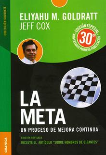 LA META (EDICION DE ANIVERSARIO)