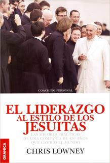 EL LIDERAZGO AL ESTILO DE JESUITAS