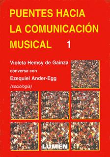 PUENTES HACIA LA COMUNICACION MUSICAL