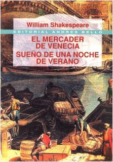 EL MERCADER DE VENECIA - SUEÑO DE UNA NOCHE DE...