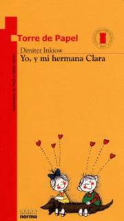 YO Y MI HERMANA CLARA (SERIE ROJA)